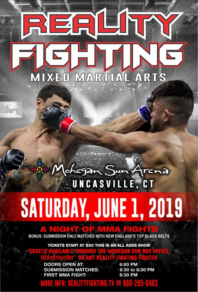 Reality Fighting – June 1, 2019 – Reality Fighting
